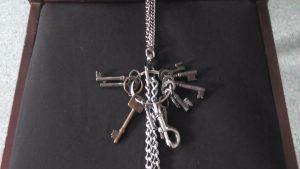 master's keys