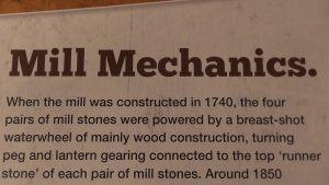 Mill Mechanics