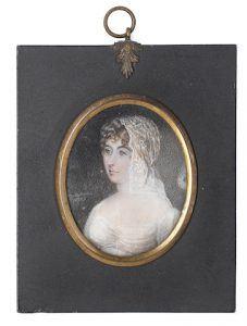 Sara Coleridge by Mary Matilda Betham